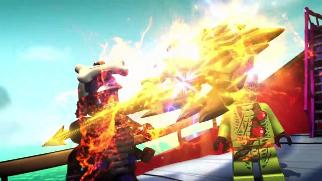 LEGO Ninjago Masters of Spinjitzu - Se2 - Ep03 - Double Trouble HD Watch