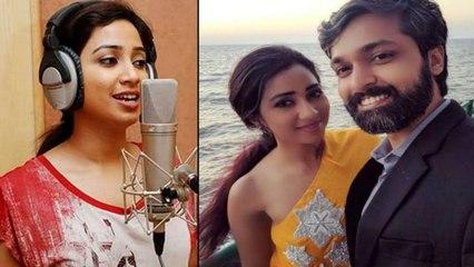 Shreya Ghoshal Shares Good News With Fans   Filmibeat Telugu
