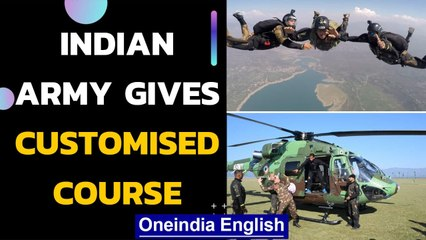 Indian Army's Special Forces train Turkmenistan Special Forces | Oneindia News