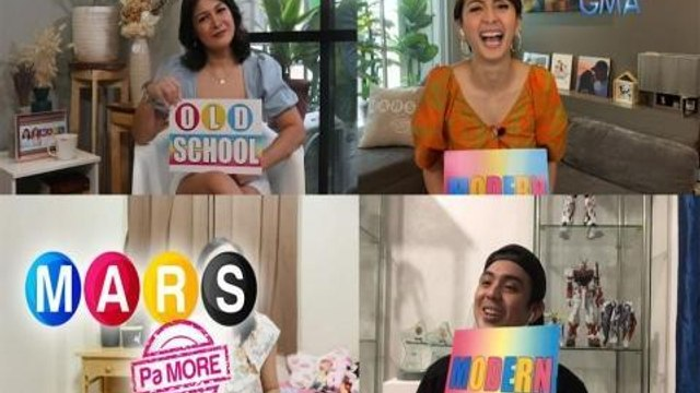 Mars Pa More: Choose your bet '90s kids, old school or modern? | Mars Sharing Group