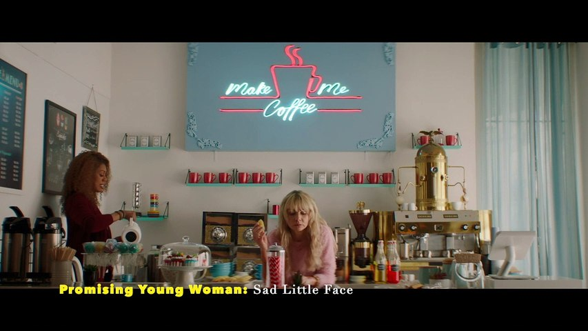 Promising Young Woman: Sad Little Face Nominated for 4 Golden Globes