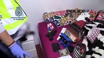 Démantèlement  en Catalogne d'un centre appel qui fournissait des prostituées à des clients français