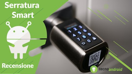 WE.LOCK Smart Door Lock Cylinder: per una casa da 007 super-DOMOTICA!
