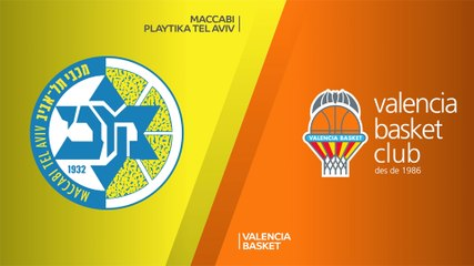 EuroLeague 2020-21 Highlights Regular Season Round 28 video: Maccabi 84-72 Valencia