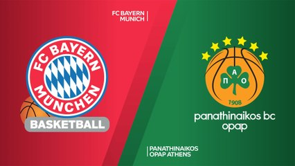 EuroLeague 2020-21 Highlights Regular Season Round 28 video: Bayern 76-71 Panathinaikos