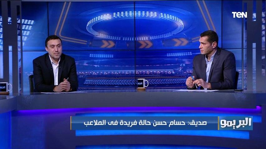 البريمو  لقاء خاص مع محمود أبوالدهب ومحمد صديق حول استعدادات الأهلي والزمالك للبطولة الأفريقية