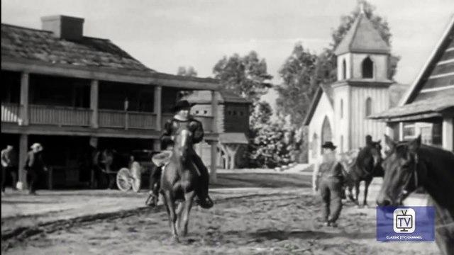 Stories of the Century - Season 1 - Episode 12 - John Wesley Hardin | Jim Davis, Mary Castle