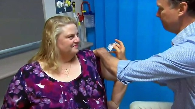 First AstraZeneca shots administered in Murray Bridge, SA