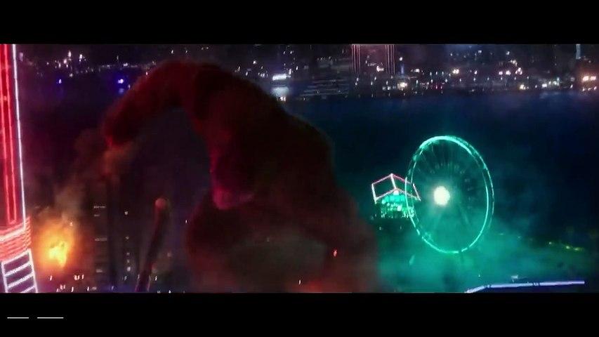 GODZILLA VS KONG Mechagodzilla in Eyes Trailer (NEW 2021)