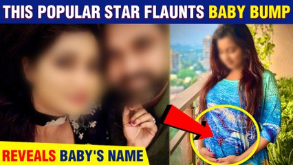 This Popular Star Flaunts Baby Bump,Shares Pregnancy News With Fans
