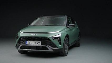 The all-new Hyundai BAYON Design Preview