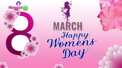 Happy Womens Day Greetings Maguva tv