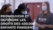 Promouvoir et défendre les droits des enfants parisiens, c'est la mission des Volontaires des Droits de l'Enfant