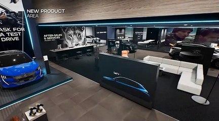 Les concessions Peugeot en 2021