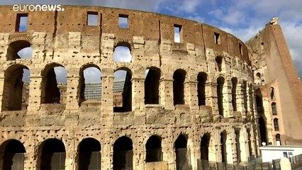 Al Colosseo una mostra sui rapporti tra Roma e Pompei