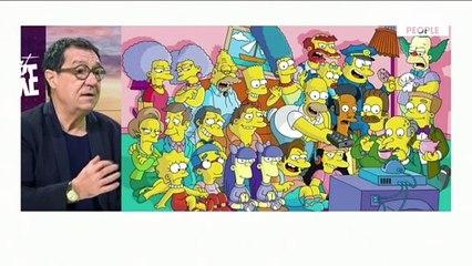 L'instant de Luxe - Les Simpson : dans les coulisses des voix de la célèbre série