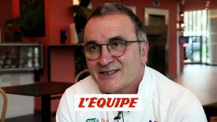 Jacky : «Un super challenge» - Futsal - Euro 2022 (Q) - Bleus