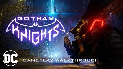 GOTHAM KNIGHTS Trailer (2021)