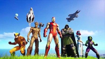 AVENGERS NEXUS WAR Trailer (2020) Fortnite