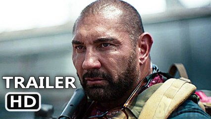 ARMY OF THE DEAD Official Trailer (2021) Zack Snyder, Dave Bautista Movie HD