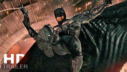 JUSTICE LEAGUE -Batman- Trailer (NEW 2021) The Snyder Cut