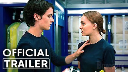 VOYAGERS Trailer (2021) Fionn Whitehead, Lily Rose Depp, Tye Sheridan