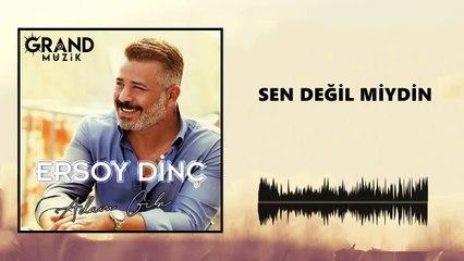 Ersoy Dinç - Sen Değil Miydin (Official Audio)
