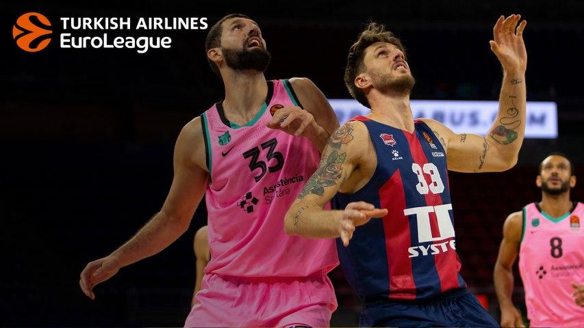 Head-to-head: Nikola Mirotic vs. Achille Polonara