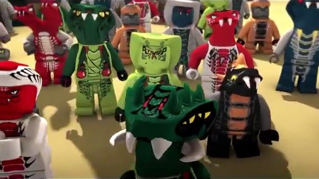 LEGO Ninjago Masters of Spinjitzu - Se2 - Ep08 - The Day Ninjago Stood Still HD Watch