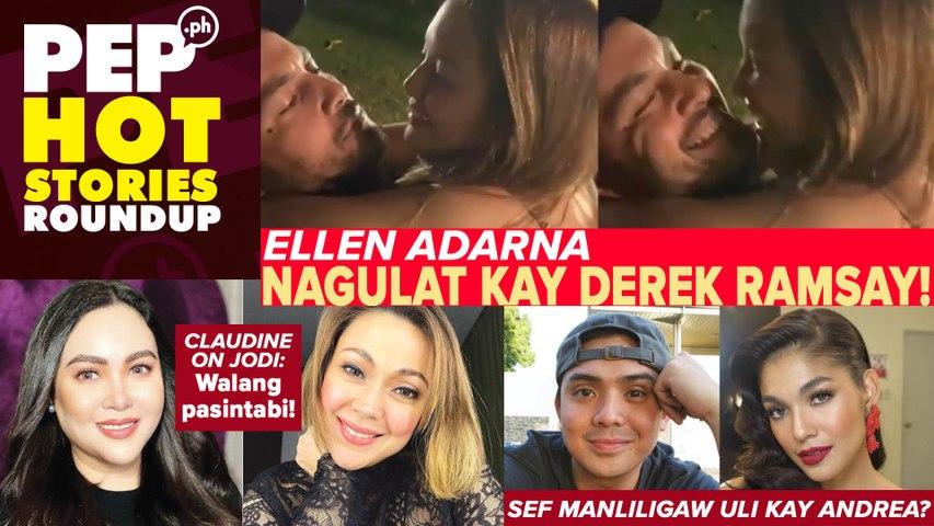 Ellen, nagulat sa na-discover kay Derek; Claudine imbyerna kay Jodi; Sef ligaw uli kay Andrea?