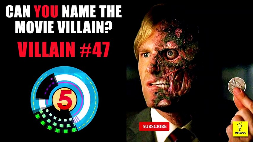 50 Biggest Movie Villains Ever _ Can You Name Them