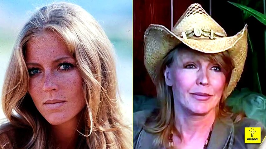 Beautiful Actresses Of The 1970s Then and Now #2