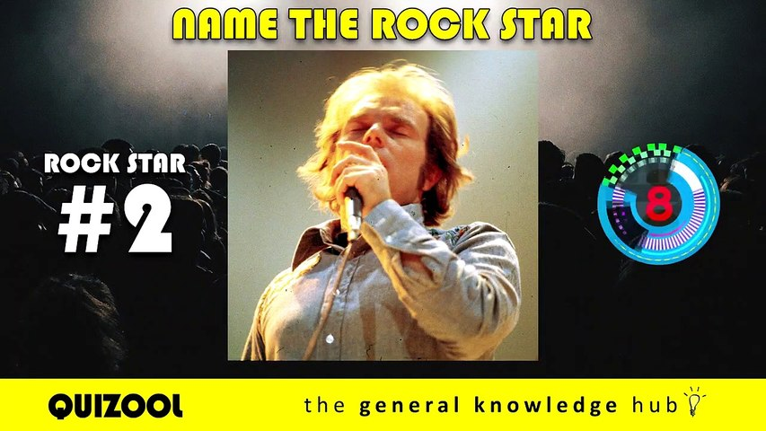 How Many 'ROCKSTARS' Can You Name