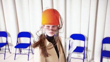 Nina Ricci automne-hiver 2021-22 à la Paris Fashion Week, le 5 mars 2021