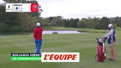 Hébert - golf - Shot