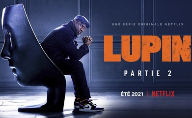Lupin Part 2 | Teaser - Netflix Omar Sy