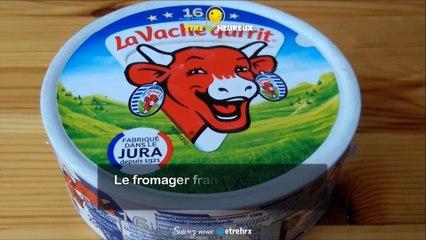 La « vache qui rit » fait une annonce qui choque les consommateurs