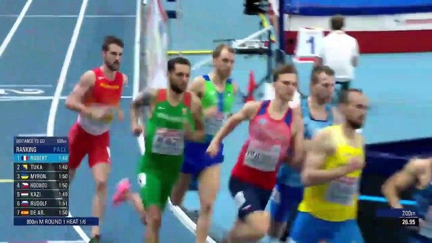 Amel Tuka - 1 mjesto - 1:49.58 - 800m Torun Q