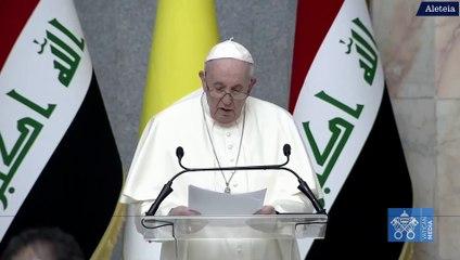 Discurso do Papa Francisco às autoridades no Iraque