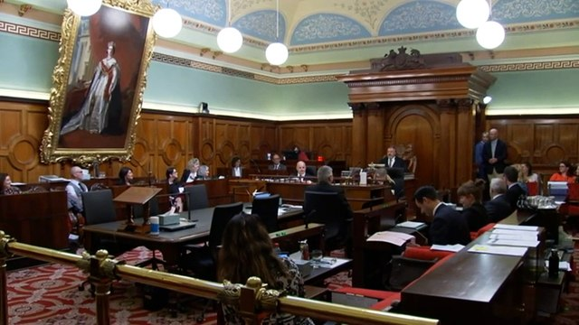 Tasmania's House of Assembly passes Voluntary Assisted Dying Bill