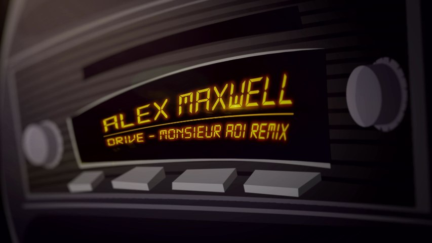 Alex Maxwell - Drive