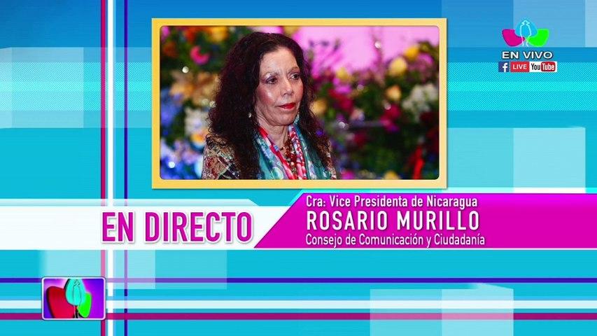 Comunicación Compañera Rosario Murillo, 5 de marzo de 2021