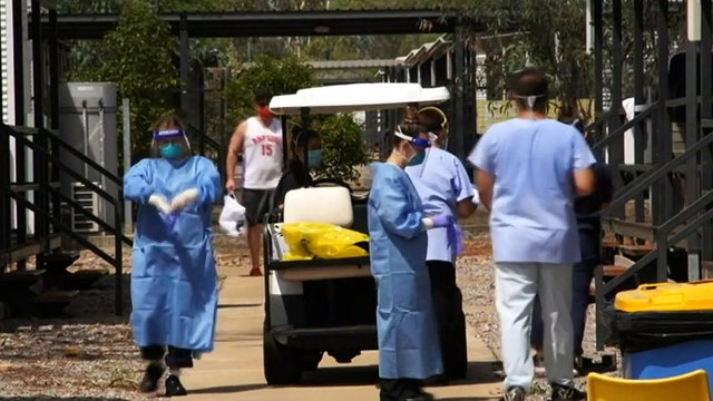 NT Howard Springs quarantine facility will double its capacity