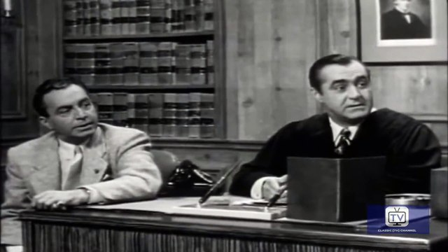 I Married Joan - Season 1 - Episode 37 - Honeymoon | Joan Davis, Jim Backus, Geraldine Carr