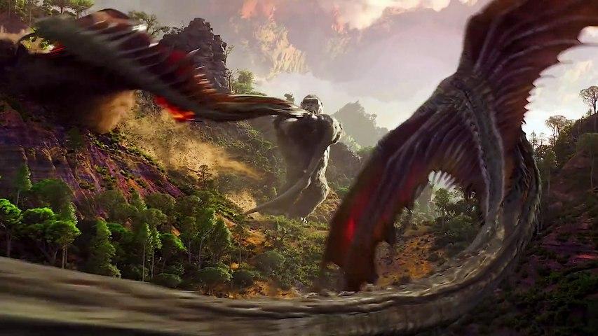 Black Widow, Godzilla vs Kong, A Quite Place 2, Spy Kids Reboot - Movie News 2021