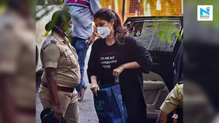 SSR case: NCB files over 12,000-page charge sheet, names Rhea Chakraborty
