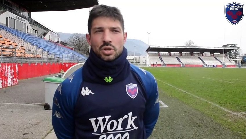 "Rugby : Video - Cle?ment Ancely - ""Maintenant, chaque match va valoir cher"""