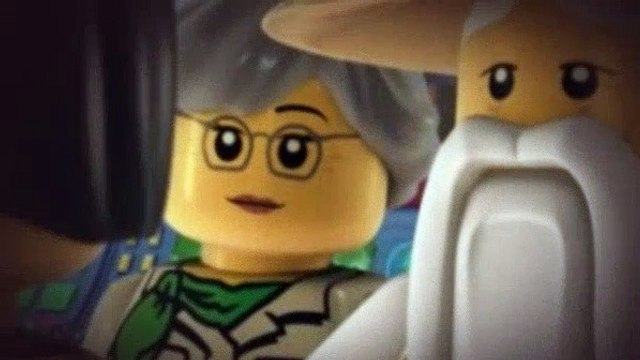 LEGO NinjaGo Masters Of Spinjitzu Season 5 Episode 8 Grave Danger