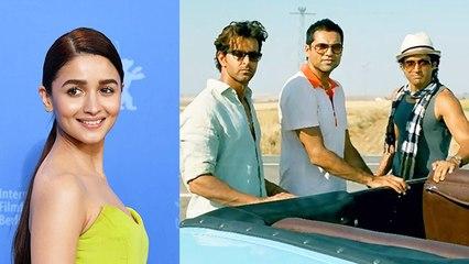 Farhan Akhtar To Make ZNMD 2 Featuring Alia Bhatt?