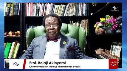 """Prof. Bolaji Akinyemi says, """"Buckingham Palace Cabal"""" are wrong on Harry & Meghan and calls for judicial review"""